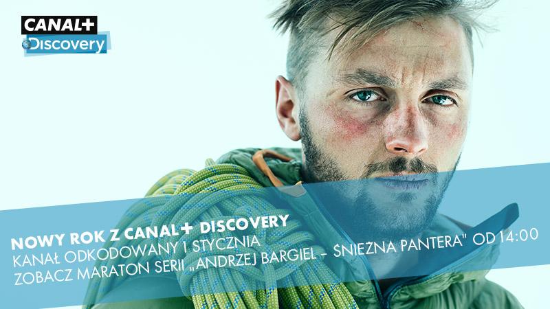 Otwarte okno Canal+ Discovery