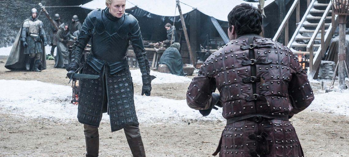 """""""Gra o Tron"""" SEZON .7 – HBO wypuszcza zdjęcia z 1 odcinka """"Dragonstone"""" z udziałem Brienne, Meera, Cersei i innych"""