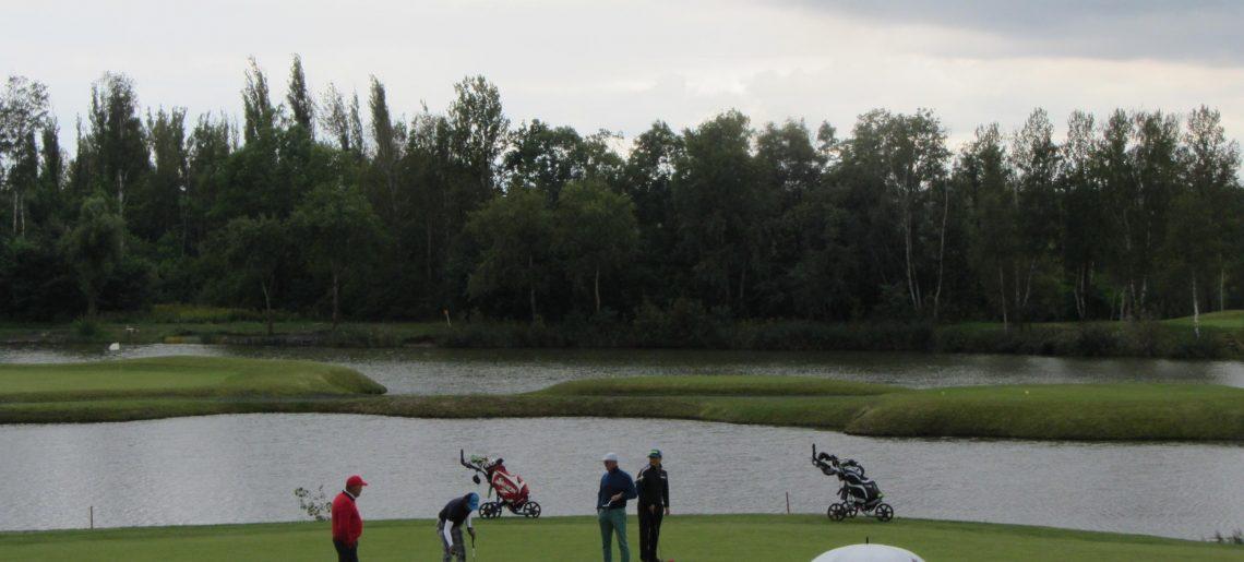 Iście szkockie doświadczenia podczas imprezy golfowej.