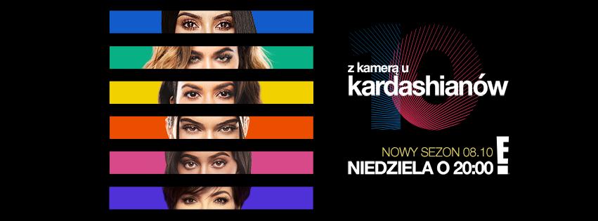 """Premiera 14 sezonu """"Z KAMERĄ U KARDASHIANÓW"""" na kanale E!"""